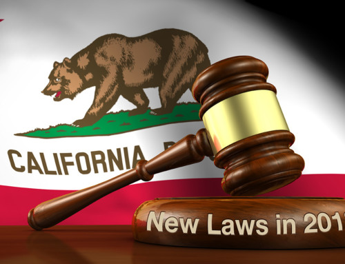Do California's New 2018 Laws Affect You?