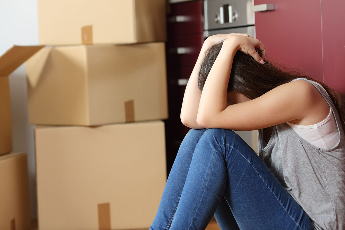 Woman Losing Home After Losing Long-Term Partner