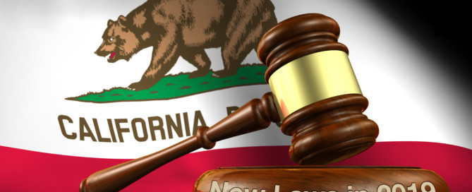 Learn about the new 2019 laws in California