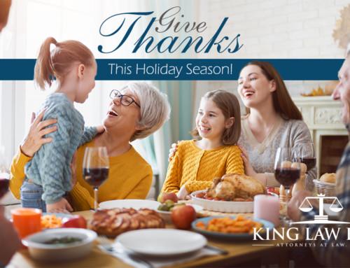 Give Thanks this Holiday Season
