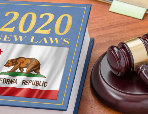 2020 California Laws That May Affect You