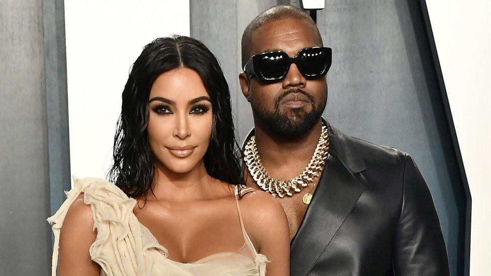 Kim Kardashian Kanye West Conscious Uncoupling Divorce
