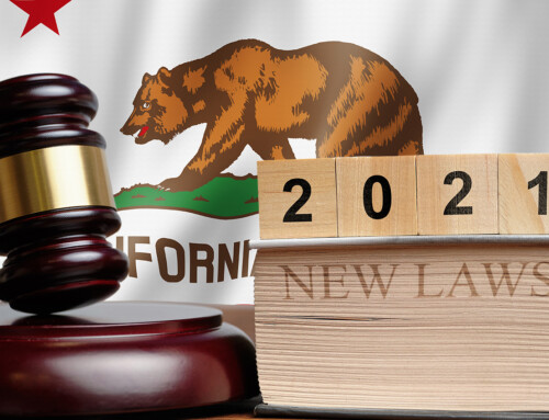 New California Laws – 2021 Edition