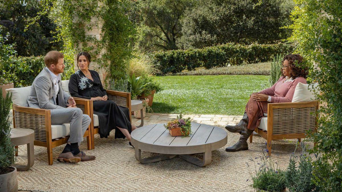 Prince Harry Meghan Markle Oprah Interview Breakdown